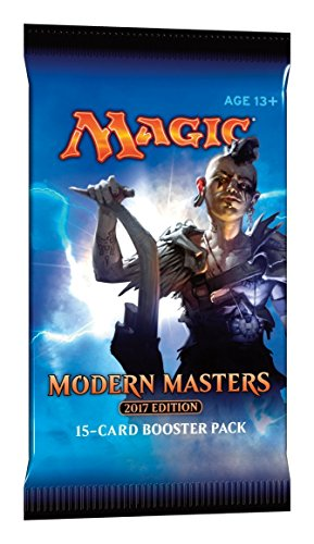 Magic The Gathering  Modern Masters 2017 Booster Pack