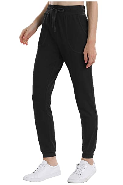 4689108d02abae OCIESS Women's Athletic Joggers Pants Sweatpants with Pocket at Amazon  Women's Clothing store: