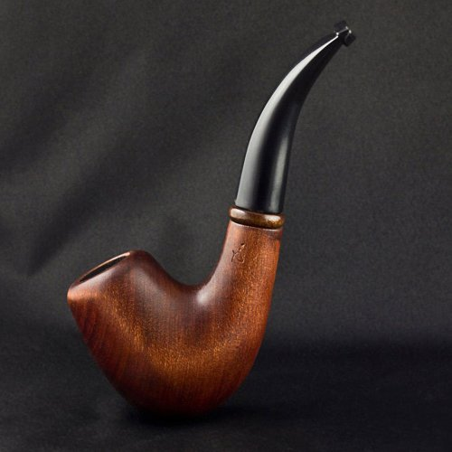"6.1"" Handmade wooden smoking pipe. Best smoking pipes. WORLDWIDE shipping"