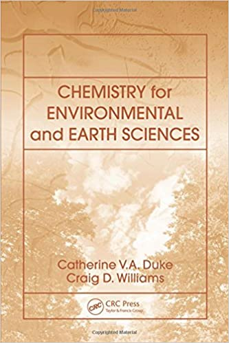 Chemistry for Environmental and Earth Sciences: Catherine