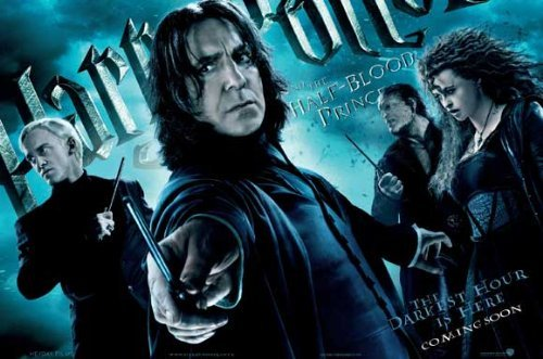 Harry Potter and the Half-Blood Prince POSTER Movie (27 x 40 Inches - 69cm x 102cm) (2009) (Style (Harry Potter And The Half Blood Prince Poster)