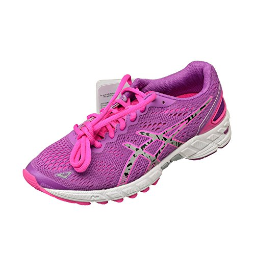 Asics Gel Ds Trainer t456q 3693 Donna Scarpe, GRAPE/SILVER/SHARP GREEN, 6