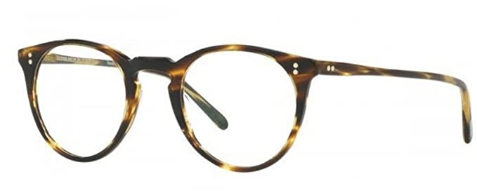 c5f9d2c1bb Amazon.com  Oliver Peoples OV5183 O Malley 1003 Cocobolo Havana ...