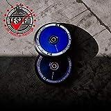 ROOT INDUSTRIES AIR Wheels 110mm - Black/Blu Ray
