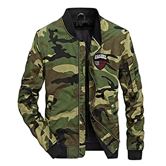 Amazon.com: Taylor Heart New design Autumn Mens Camouflage ...