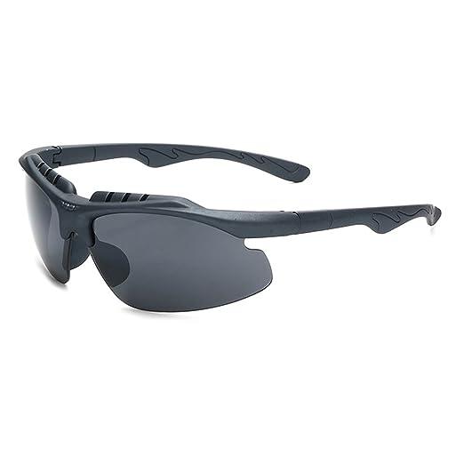 d98723de15be Amazon.com  OMIU Polarized Sports Sunglasses for Men Women Cycling ...