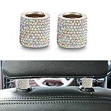 Cheap Sinwo Car Accessories for Women Car Interior Accessories Car Charms for Headrest Collars (A)
