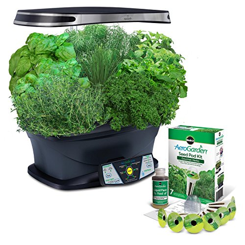 AeroGarden Extra (LED) with Gourmet Herb