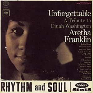 Aretha Franklin Unforgettable Tribute To Dinah