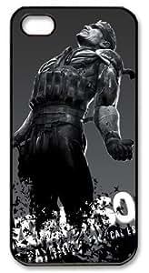 Metal Gear Solid 4 Snake Customizable iphone 5/5S Case by icasepersonalizedKimberly Kurzendoerfer