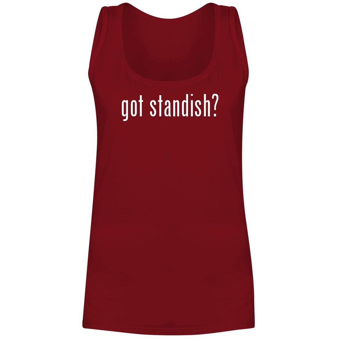 The Town Butler got Standish? - A Soft & Comfortable Women's Tank Top