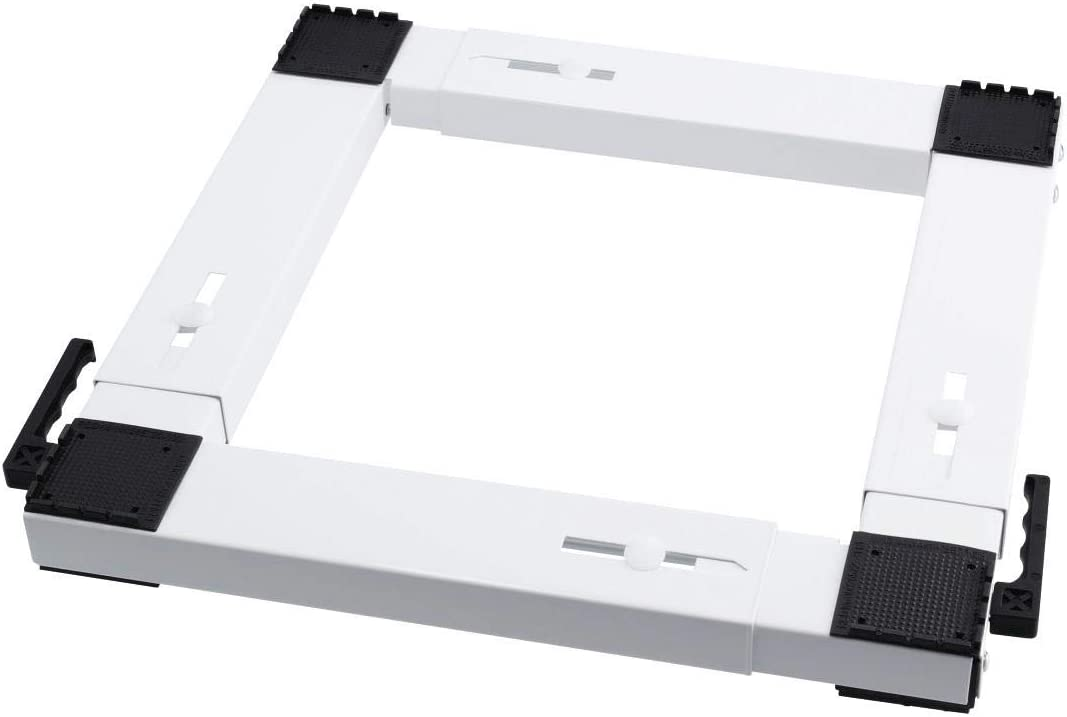 Xavax 111361 Houseware stand accesorio y suministro para el hogar - Accesorio de hogar (Lavadora, Houseware stand, Color blanco, Acero)