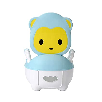 3fbc86452a75 Amazon.com: XWJC Large Children's Toilet Stool Baby Baby Potty ...