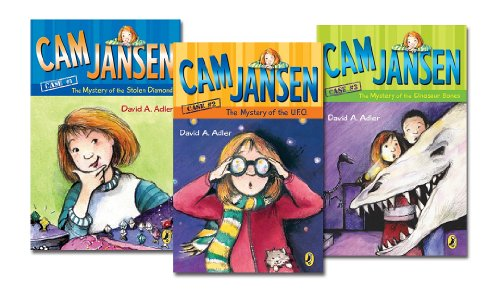 CAM Jansen Mystery Collection Complete Set 1 - 28 by Penguin Young Readers Group