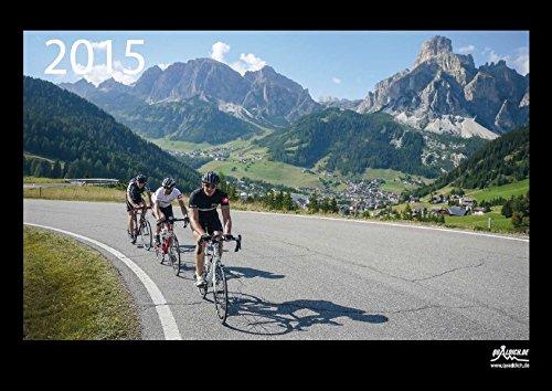 quäldich.de-Rennrad-Kalender 2015: Mit 13 Bildern und 12 Touren durch das Radsport-Jahr 2015