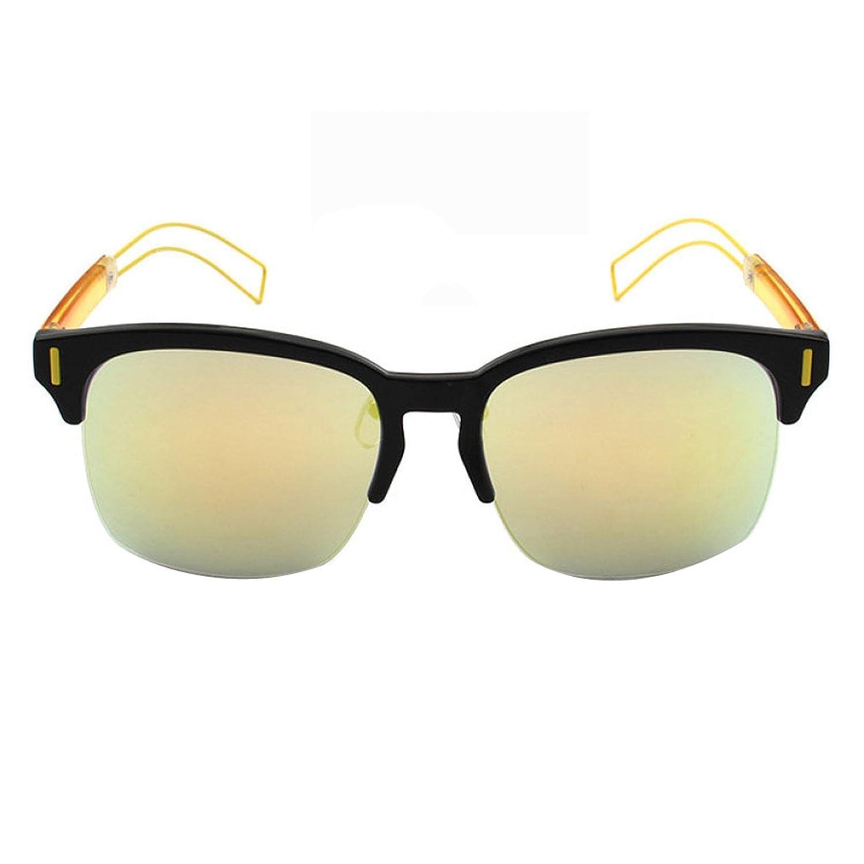 6b004d3789 30% de descuento Tendencia ASDYO Hombres Y Mujeres Huecas Gafas De Sol  Grandes Del Marco