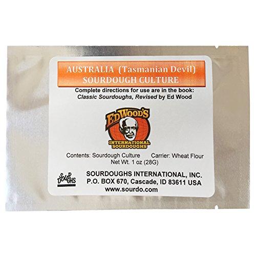 Australia (Tasmanian Devil) Sourdough Culture