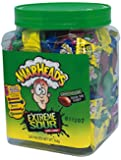 Warheads A Extreme Sour Hard Candy Tub, 744 g