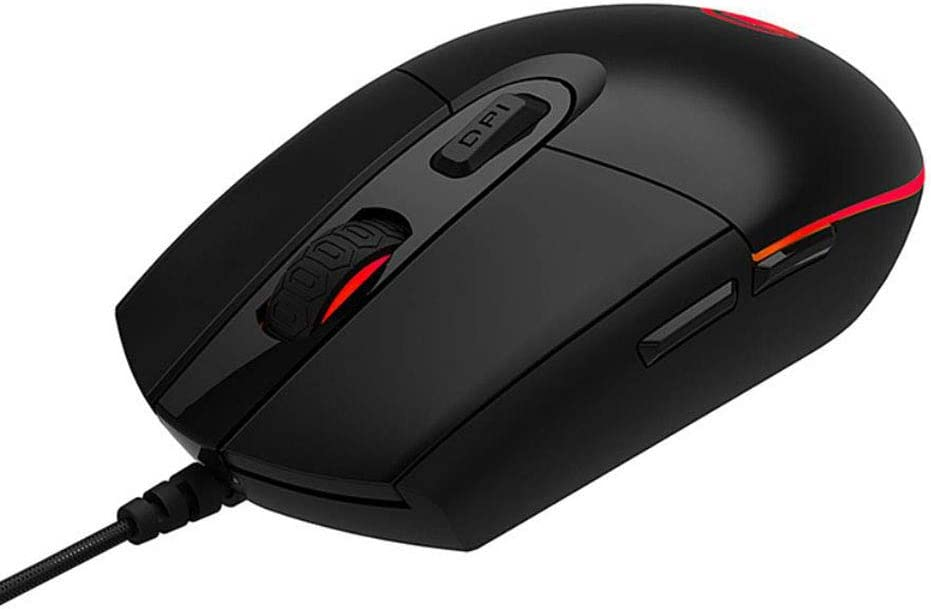 2PCS Mouse Macro Programming Game Wired Mouse Photoelectric USB Mouse Office Business Ergonomics Desktop Notebook Mouse
