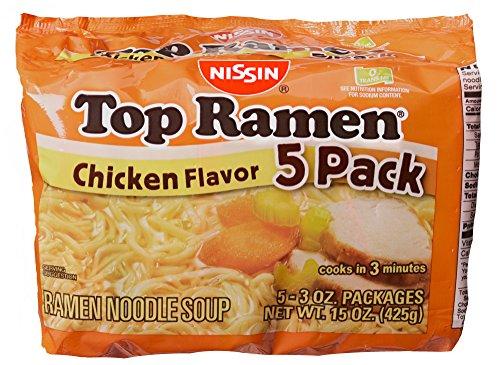 nissan chicken ramen - 7