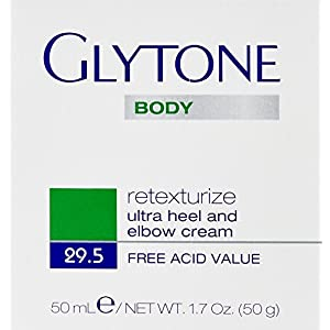 Glytone Ultra Softening Heel and Elbow Cream, 1.7 OZ