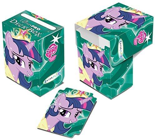 Ultra Sparkle (Ultra Pro My Little Pony Card Supplies Twilight Sparkle Deck Box)