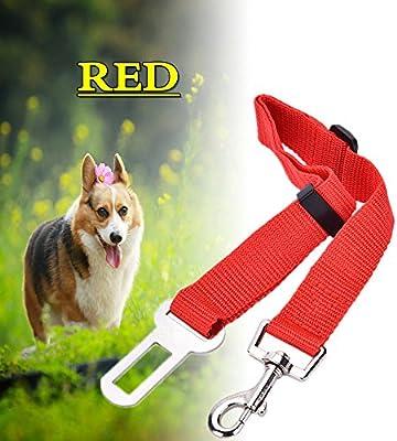 Arnés para cinturón de seguridad ajustable para mascota, perro ...