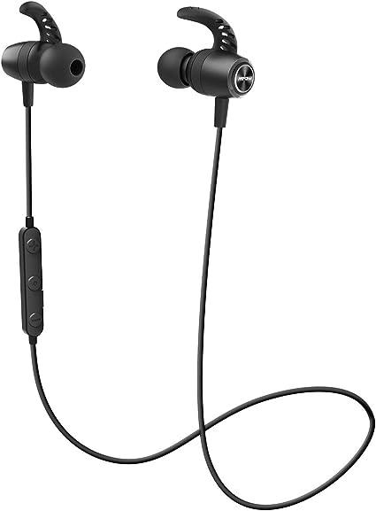 MPOW S16 Auricolari Wireless Sport 12H Playtime, Cuffie
