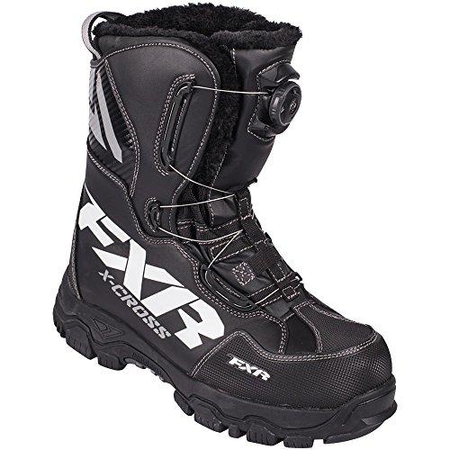 Boa Lacing Boots - 7