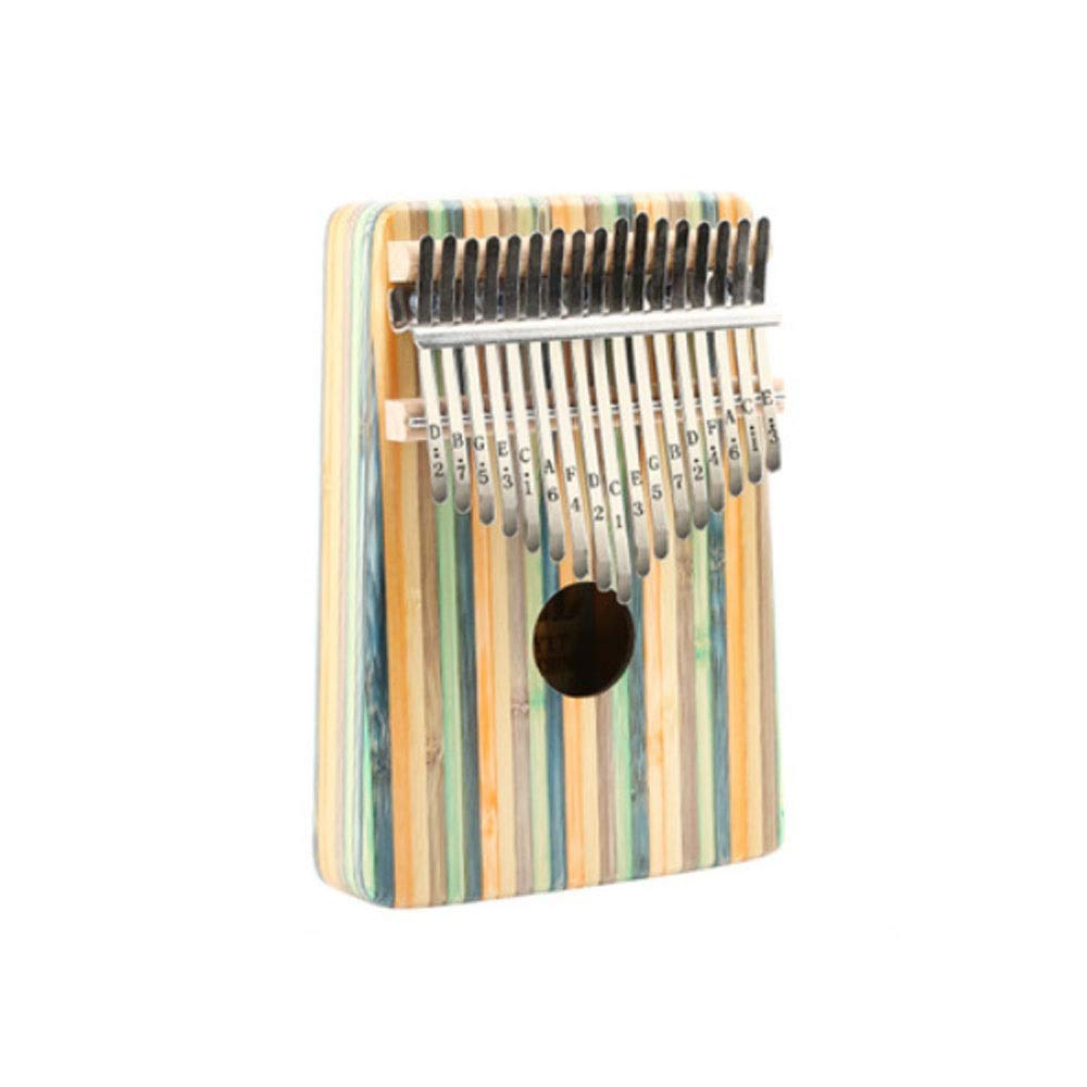 Youshangshipin Kalimba, Retro Design Style Kalimba Thumb Piano, 17-tone Beginners Entry Professional Playing Learning Universal Portable Instruments, (style 14, There Are A Variety Of Styles And Gifts