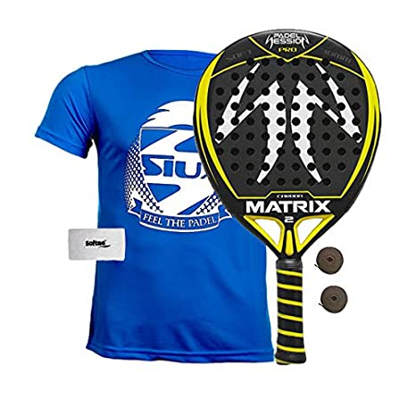 Padel Session Matrix 2 - Palas De Pádel: Amazon.es: Deportes ...