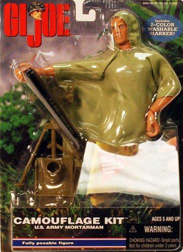 Gi Joe Camo (G.I. Joe Camouflage Kit U.S. Army Mortarman)