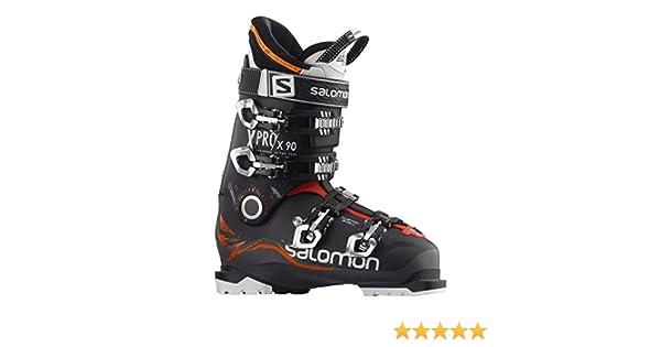 cdb88dce Amazon.com : Salomon X Pro 100 Ski Boot Men's Anthracite ...