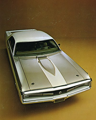 1970 Chrysler 300H 300 Hurst Factory - 300 Hurst