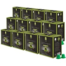 Caffe Ottavo Nespresso Compatible 120 Coffee Pods, Intenso by Caffe Ottavo