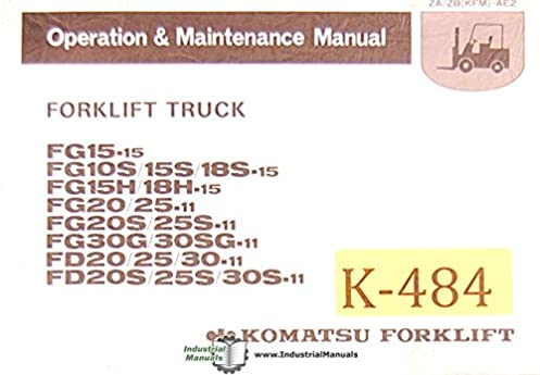 Owners manual for komatsu forklift array komatsu fg 15 manual best user guides and manuals u2022 rh raviteja co fandeluxe Choice Image