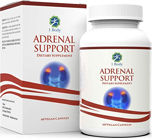 Adrenal Support Cortisol Manager