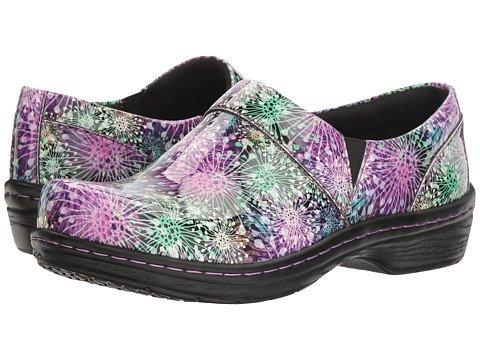 Villa by Klogs Footwear Women's Mission Shoe Dandelion Patent,size 7 B(M) US by Klogs