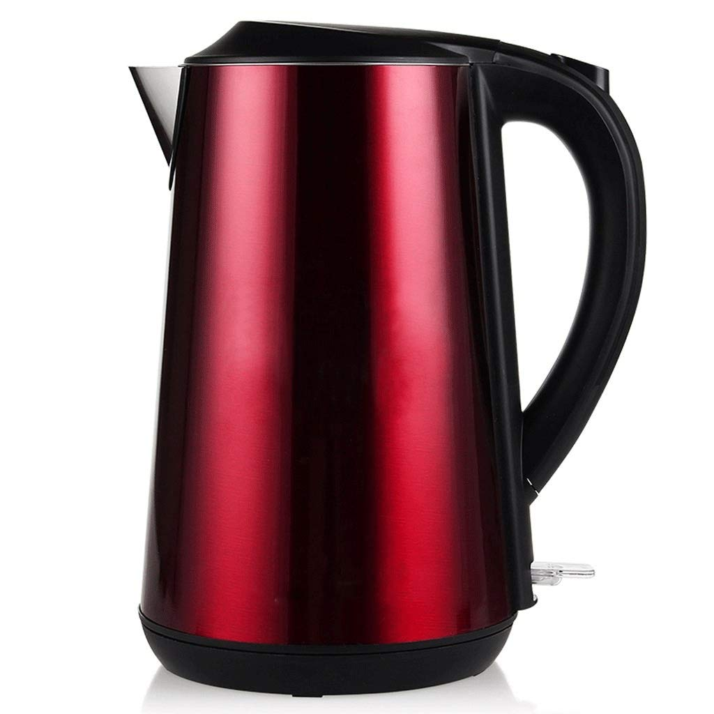 ZSQHD Electric Kettle Teapot 1.5 Liter Fast Water Heater