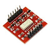 QX Electronics 5 PCS 4-Channel Opto-isolator IC Module High and Low level Expansion Board