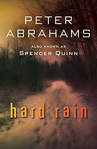 book cover of Hard Rain
