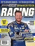 Athlon Sports 2016 Nascar Preview Racing Magazine - Dale Earnhardt, Jr.