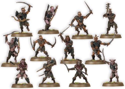 Games Workshop The Hobbit An Unexpected Journey Strategy Battle Game Hunter Orcs