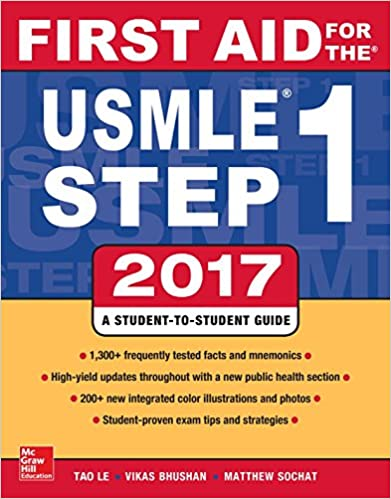 First Aid for the USMLE Step 1 2017 - PDF
