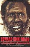 Edward Koiki Mabo, Noel Loos and Koiki Mabo, 0702229059