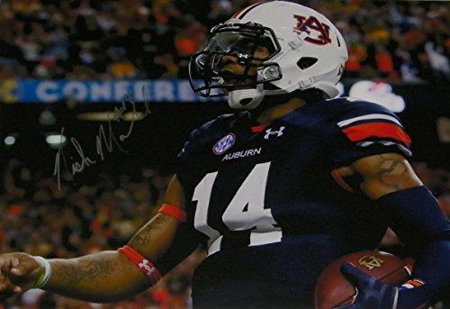 Nick Marshall Signed Autographed Auto 16x20 Auburn Tigers Photo - Proof ()