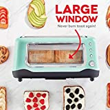 Dash Clear View Toaster: Extra Wide Slot Toaster