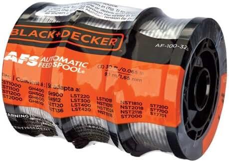 BLACK+DECKER AF-100-3ZP 30ft 0.065