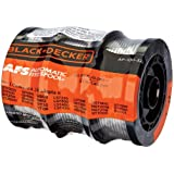 "Black and Decker AF-100-3ZP 30ft 0.065"" Line String Trimmer Replacement Spool, 3-Pack"