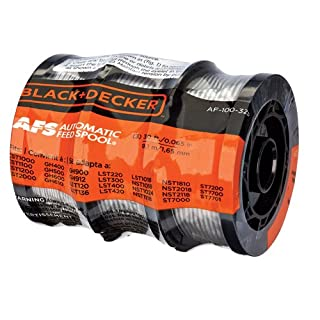 BLACK + DECKER AF-100-3ZP Replacement Auto Feed Spool, 3-Pack (B00004R9TL) | Amazon Products